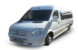 Mercedes Sprinter Busy Student Bus LUBIN- LEGNICA